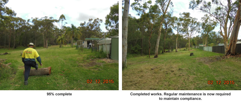 Special Fire Protection Purpose project – Yarrawonga Park