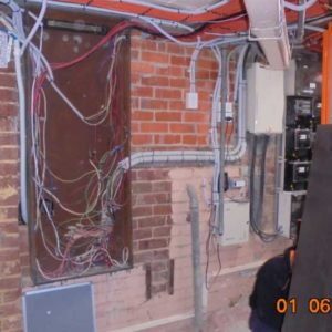 Main Switch Room – Kirribilli NSW